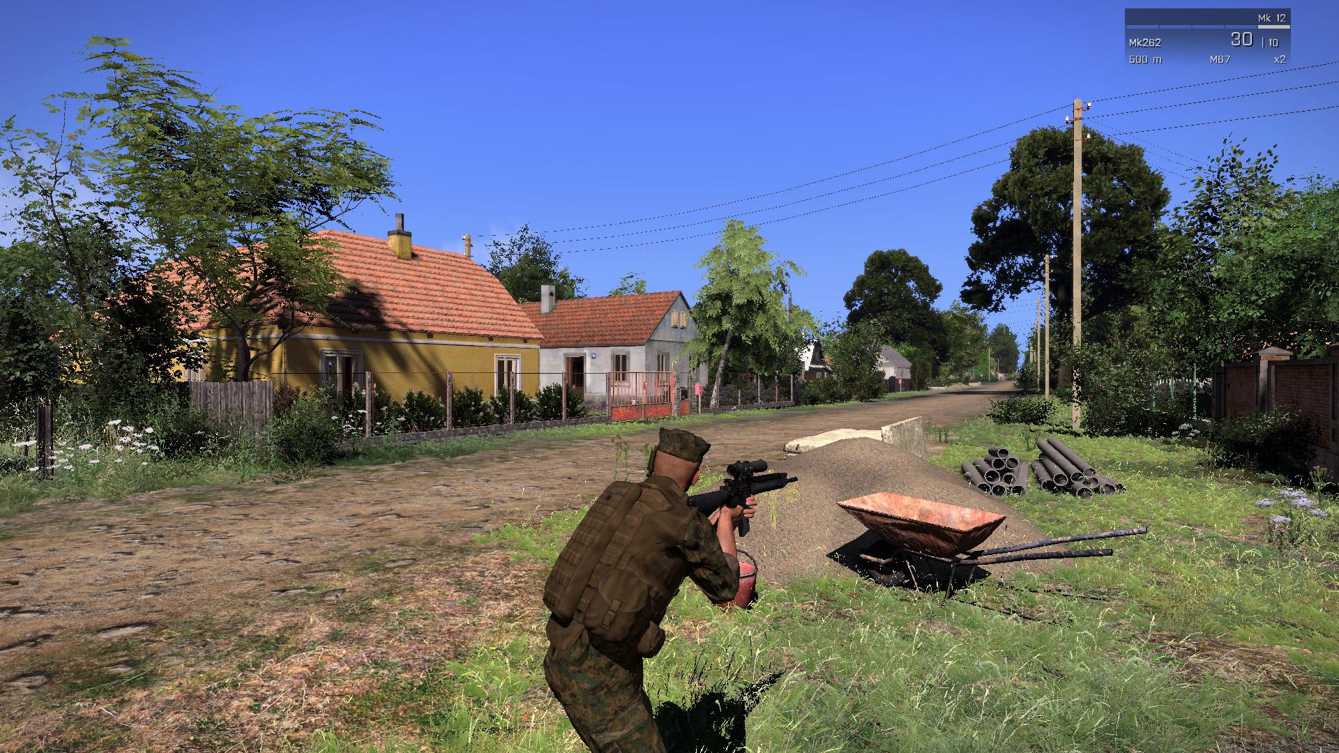 Orshanets Ukraine Terrain Armaholic - Arma 3 us maps